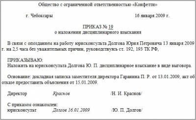 приказ на стимулирующие выплаты образец - фото 7